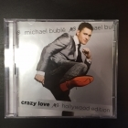 Michael Buble - Crazy Love (hollywood edition) 2CD (VG+/VG+) -swing-