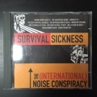 (International) Noise Conspiracy - Survival Sickness CD (VG+/M-) -garage rock-