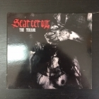 Scarecrow - The Terror CD (VG+/VG+) -horror punk-