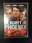 Flight Of The Phoenix DVD (M-/M-) -seikkailu/draama-