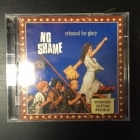 No Shame - Rebound For Glory 2CD (VG+/M-) -punk rock-