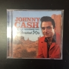 Johnny Cash And The Tennessee Two - 16 Greatest Hits CD (VG+/M-) -country-