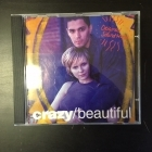 Crazy/Beautiful - Original Soundtrack CD (VG/VG+) -soundtrack-