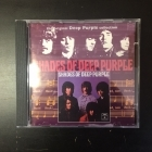 Deep Purple - Shades Of Deep Purple (remastered) CD (VG+/M-) -hard rock-