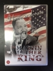 Dr. Martin Luther King Jr. DVD (VG+/M-) -dokumentti-