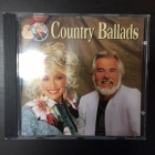 Country Ballads CD (M-/M-)