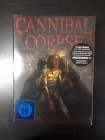 Cannibal Corpse - Global Evisceration DVD (avaamaton) -death metal-