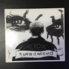 Turbonegro - Retox (limited edition) CD (VG+/VG) -glam punk-