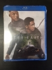 After Earth Blu-ray (avaamaton) (M-/M-) -seikkailu/sci-fi-