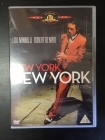 New York, New York DVD (M-/M-) -draama-