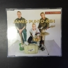 James Puhto-Ren - Two For The Road CDS (VG+/M-) -punk rock-