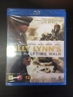Billy Lynn's Long Halftime Walk Blu-ray (avaamaton) (M-/M-) -draama/sota-