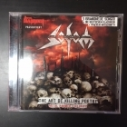 Sodom - The Art Of Killing Poetry PROMO CD (VG+/VG+) -thrash metal-