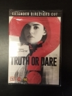 Truth Or Dare DVD (avaamaton) -kauhu-
