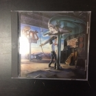 Jeff Beck With Terry Bozzio & Tony Hymas - Guitar Shop CD (VG/M-) -alt rock-