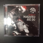 Demented Are Go - The Best Of 2CD (VG+-M-/M-) -psychobilly-