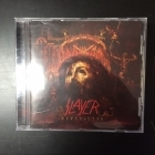 Slayer - Repentless CD (VG+/M-) -thrash metal-