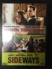 Walk The Line / Sideways 2DVD (VG+-M-/M-) -draama-