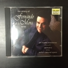 Fernando de la Mora - The Artistry Of Fernado de la Mora CD (M-/M-) -klassinen-