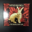 Nathen Maxwell & The Original Bunny Gang - White Rabbit CD (VG+/VG+) -reggae/folk-