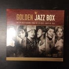 Golden Jazz Box (The Six Best Albums From The Six Best Ladies Of Jazz) 6CD (VG+-M-/M-)