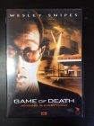 Game Of Death DVD (VG/M-) -toiminta-