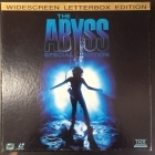 Abyss (special edition) LaserDisc (VG+/VG+) -seikkailu/sci-fi-