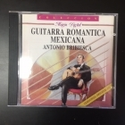 Antonio Bribiesca - Guitarra Romantica Mexicana CD (VG+/VG+) -latin-