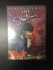 Santana - Supernatural Live DVD (VG+/M-) -latin rock-