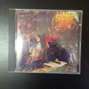 Electric Boys - Funk-O-Metal Carpet Ride CD (VG/VG+) -funk metal-