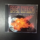 Rock Inferno (18 From The Heavy Side) CD (VG+/M-)