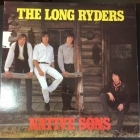 Long Ryders - Native Sons LP (VG+-M-/VG+) -alt country-