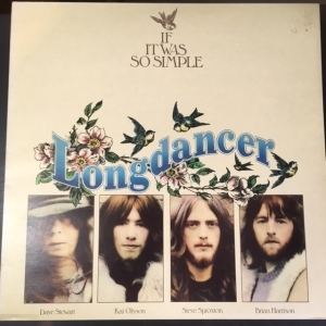 Longdancer - If It Was So Simple LP (M-/VG+) -folk rock-