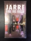 Jean Michel Jarre - Rendez-Vous Houston (A City In Concert) VHS (M-/M-) -synthpop-