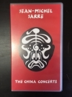 Jean Michel Jarre - The China Concerts VHS (M-/M-) -synthpop-
