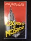 Jean Michel Jarre - Oxygen In Moscow VHS (M-/M-) -synthpop-