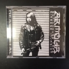 Armour - Sonichouse Tape (Siamese Invasion) CD (VG/M-) -heavy metal-