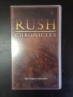 Rush - Chronicles (The Video Collection) VHS (M-/M-) -prog rock-