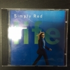 Simply Red - Life CD (VG+/M-) -synthpop-