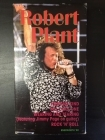 Robert Plant - Knebworth '90 VHS (M-/VG+) -hard rock-