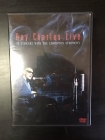 Ray Charles - Live In Concert With The Edmonton Symphony DVD (VG+/M-) -blues-