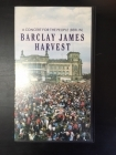 Barclay James Harvest - A Concert For The People (Berlin) VHS (M-/M-) -prog rock-