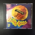 Living Colour - Biscuits EP CDEP (M-/M-) -alt metal-