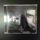 Ari Koivunen - Becoming CD (M-/M-) -heavy metal-
