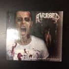 Avulsed - Yearning For The Grotesque CD (VG+/VG+) -death metal-