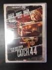 Catch .44 DVD (VG/VG) -toiminta-