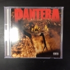 Pantera - The Great Southern Trendkill CD (VG/VG+) -groove metal-