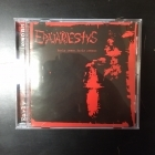 Epäjärjestys - Early Demos, Early Demons CD (M-/M-) -hardcore-