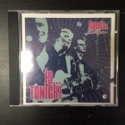 Agents & Jorma Kääriäinen - Is... Tonight CD (VG+/VG+) -iskelmä/rock n roll-