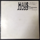 Hausmylly - Leikki 12'' SINGLE (VG/VG) -dance-